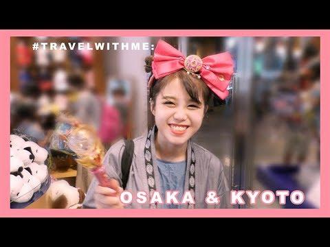 TRAVEL WITH ME: OSAKA & KYOTO (JAPAN) | MINTV