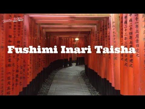 Guide to Fushimi Inari Shrine Kyoto