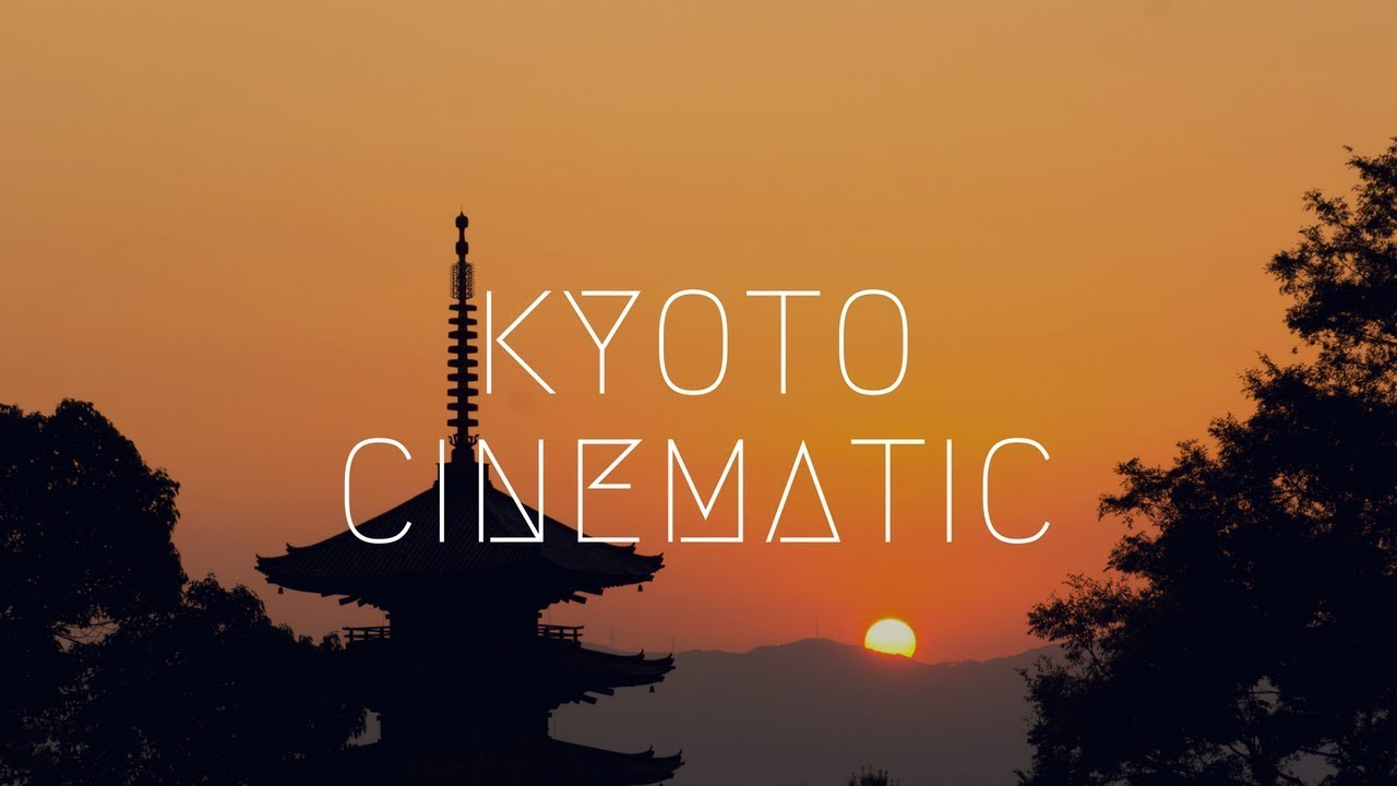 ⛩ KYOTO JAPAN CINEMATIC ➤ Kyoto Travel Video [FULL HD – 1080p]