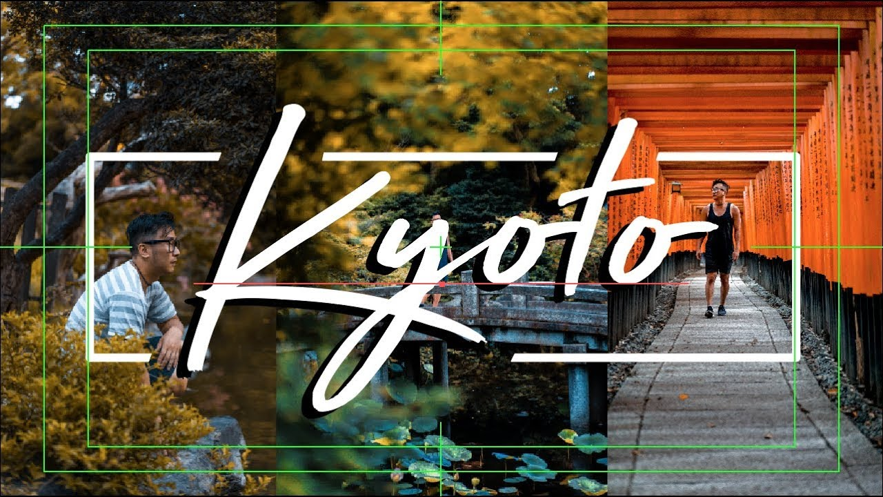Kyoto Promo Travel HYPERLAPSE ONLY [coming soon]
