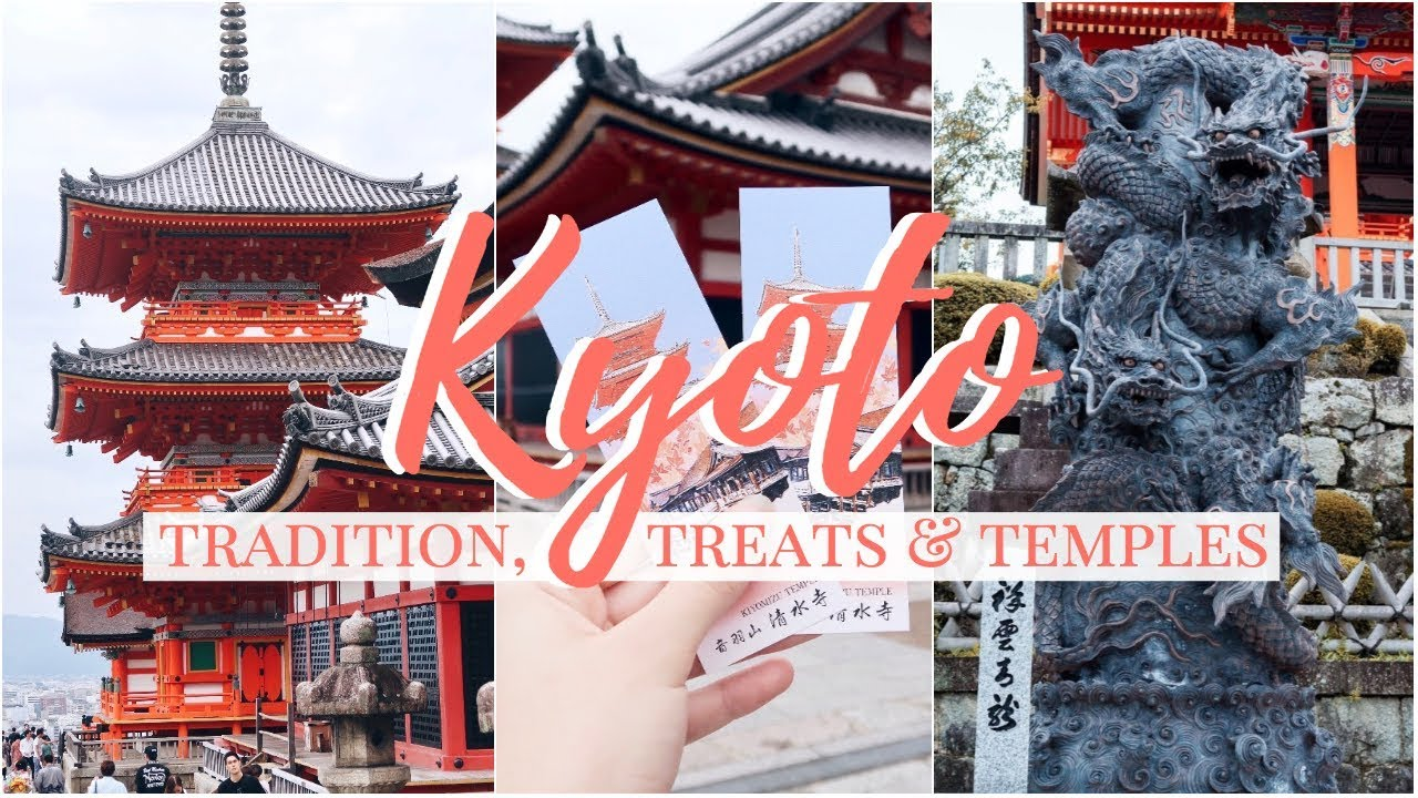 KYOTO TRAVEL VLOG | The best (vegan) bread in Japan (and possibly the world)