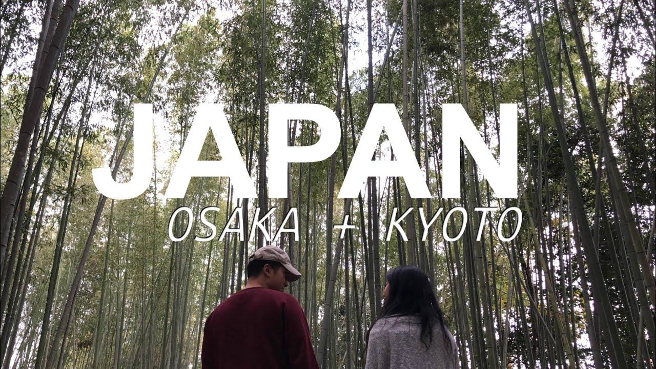 MTAL in Japan 🇯🇵   Osaka + Kyoto