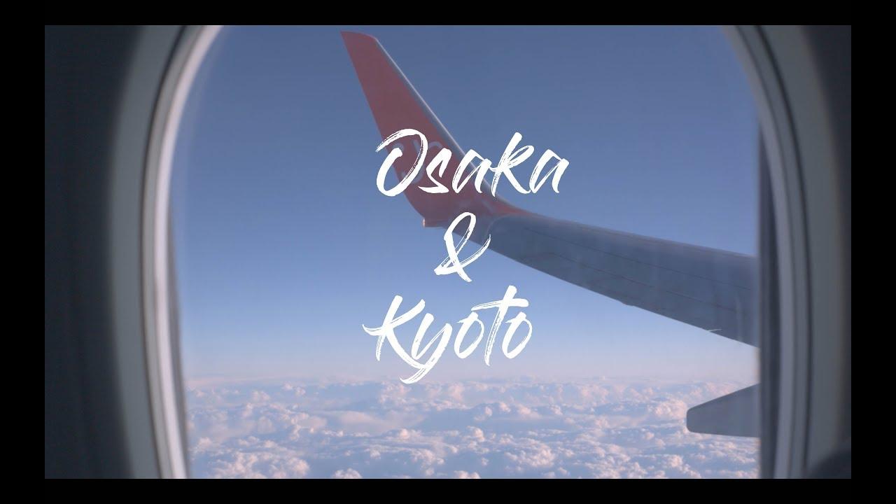 Osaka & Kyoto Travel video