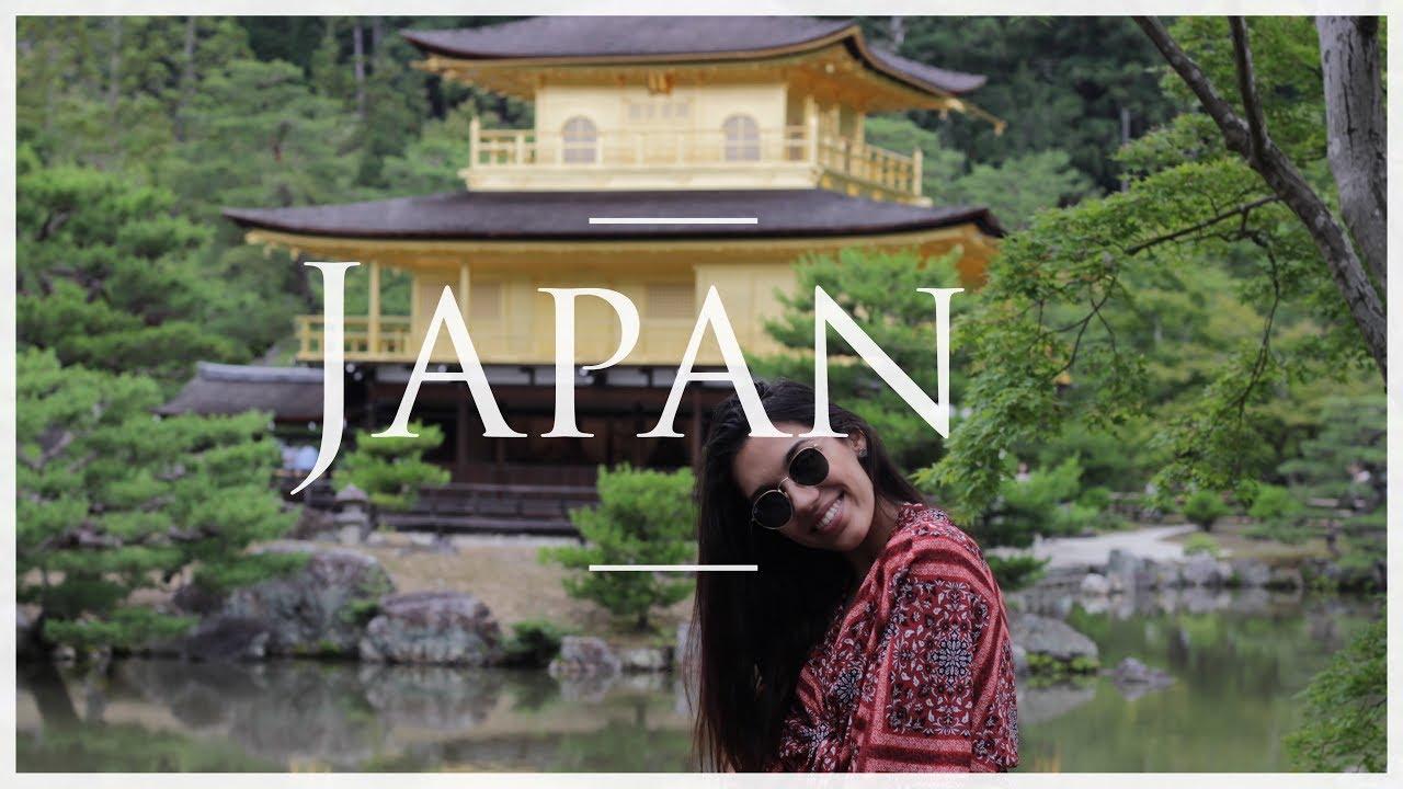 TRAVEL DIARY: Tokyo & Kyoto