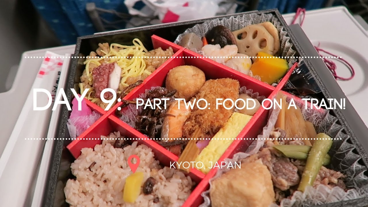 |Travel Vlog| Last Few Meals in Kyoto.
