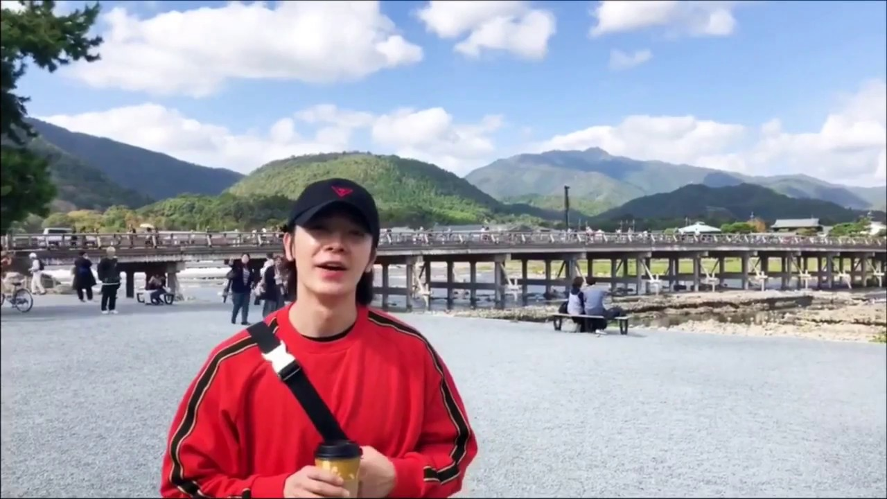 181026 Donghae's Message♡in Kyoto