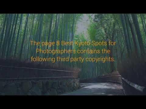 8 Spot Foto Terbaik di Kyoto buat Fotografer