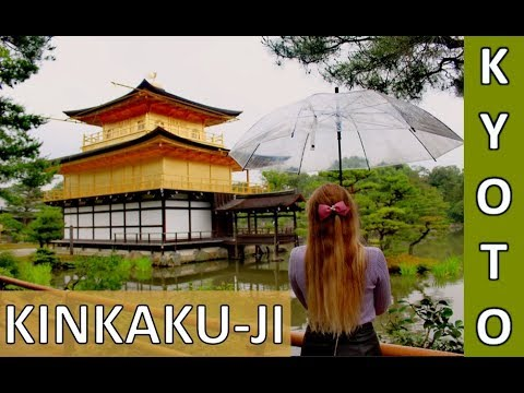 BEST OF KYOTO 2018 – Kinkakuji Covered In Pure Gold  金閣寺