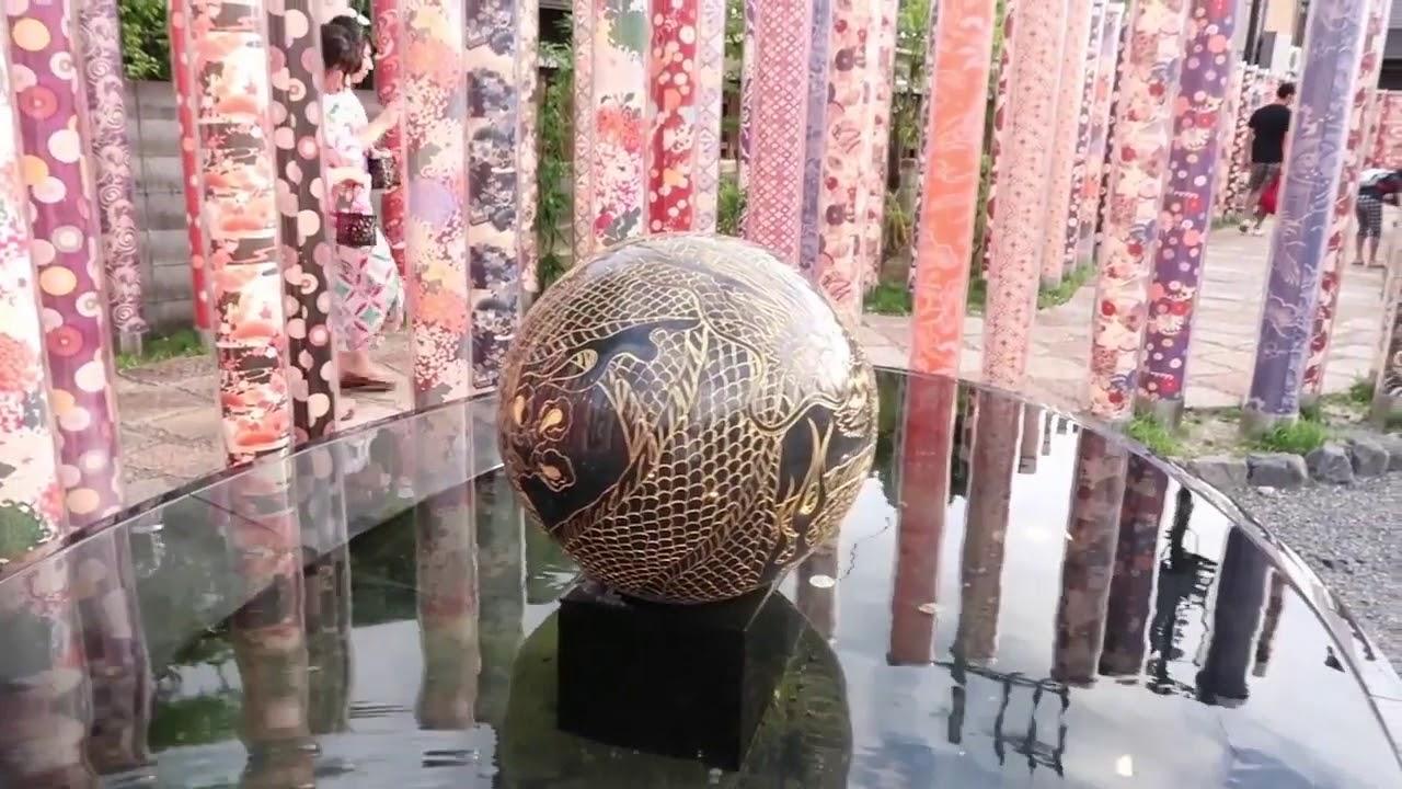 Đi khám phá rừng trúc tại Kyoto Nhật Bản | Phạm Minh Tuấn