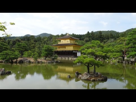 Japan – Kyoto Part 4 – Kinkaku-ji – August 19th, 2018