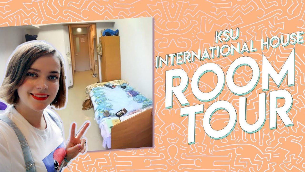 KSU iHouse Room Tour | Kyoto Sangyo University International House |  京都産業大学留学生の寮
