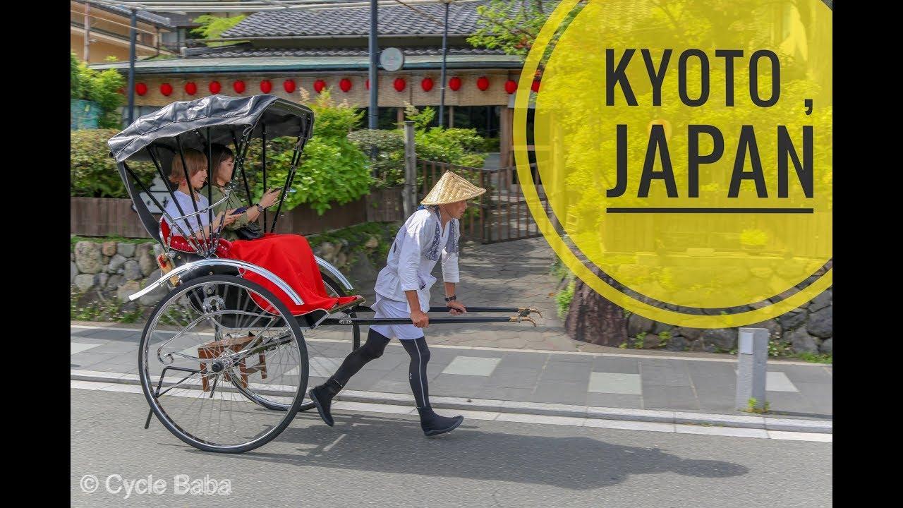 KYOTO, Japan Travel Guide Vlog , Eating & Shopping, Hindi