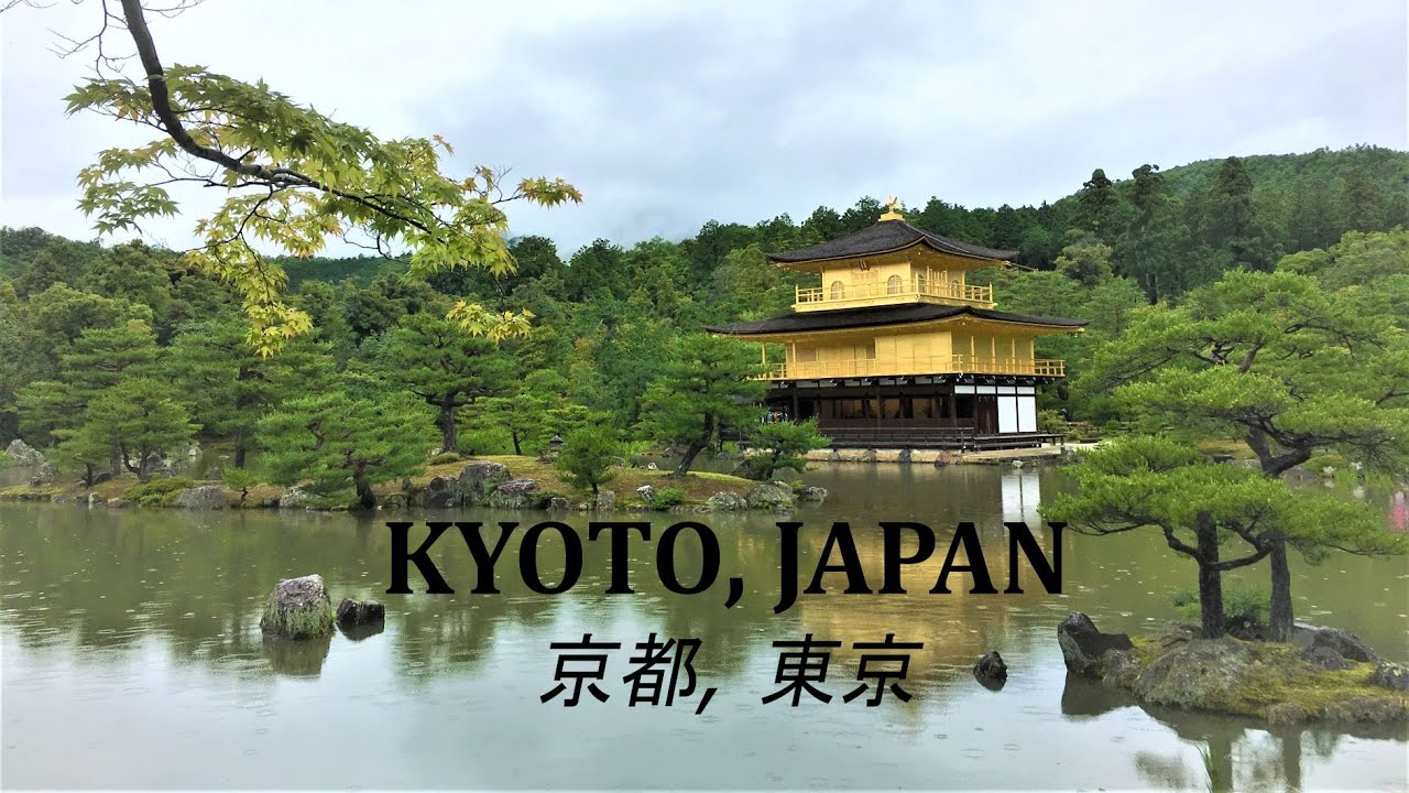 KYOTO, JAPAN – Travel Video Montage (Alone)
