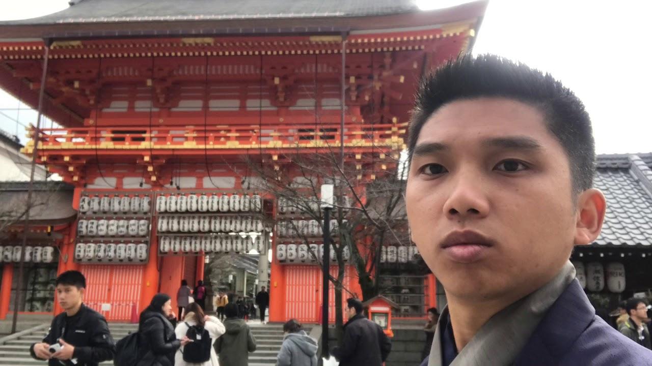 Kyoto – Tokio Travel