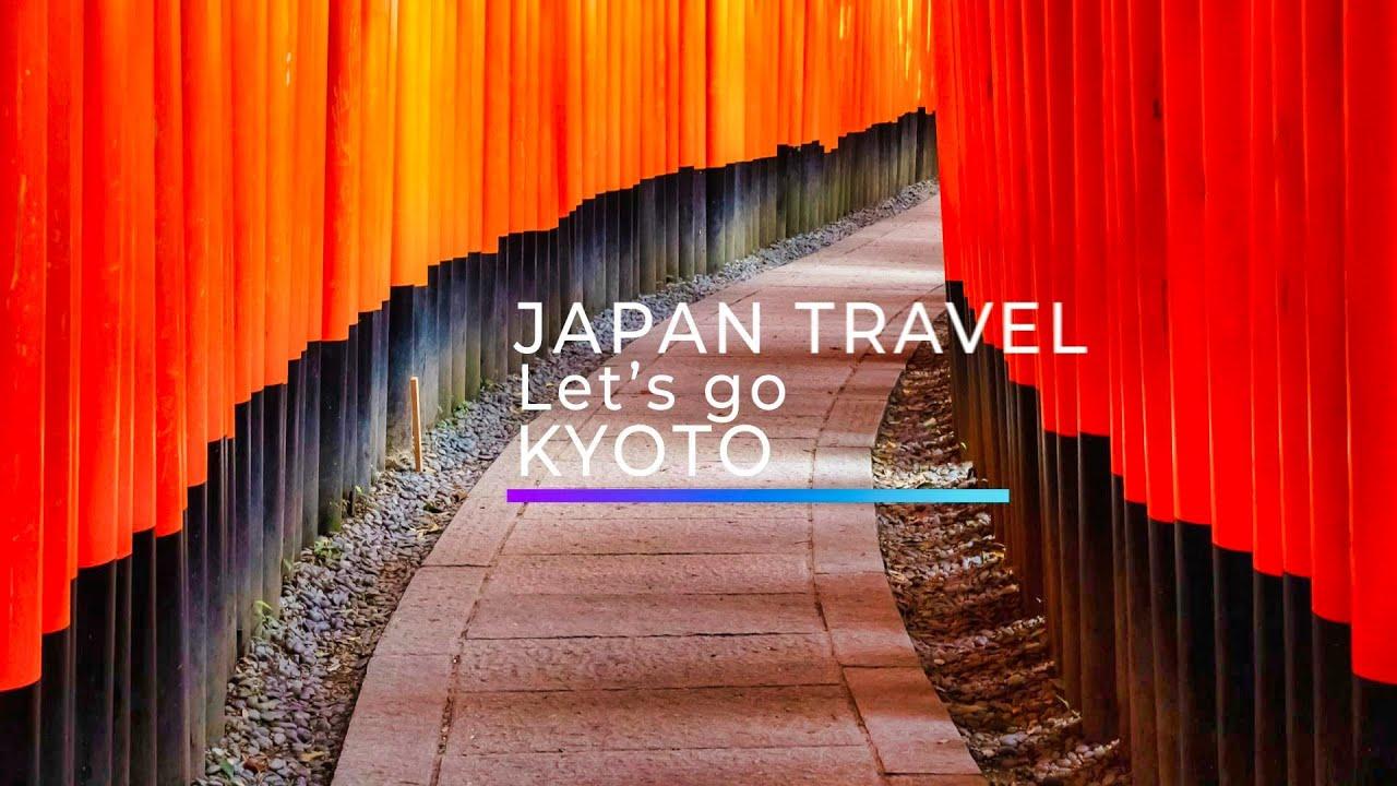 Kyoto travel promo. short version.