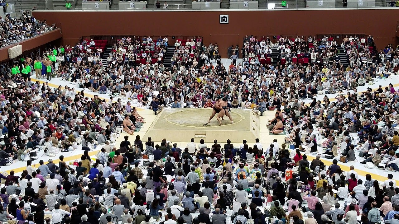 Sumo Tour in Kyoto (20181017)
