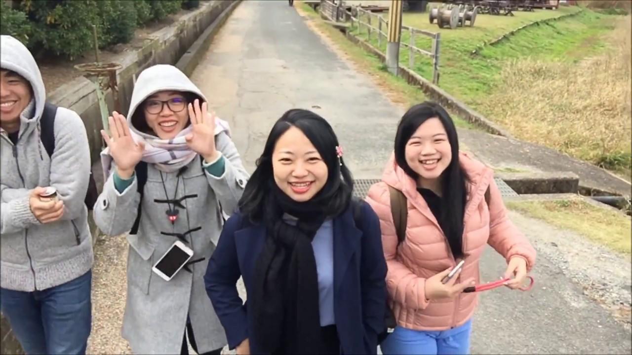 2018.11 OSAKA KYOTO TOUR  by  TAIWAN BLUE