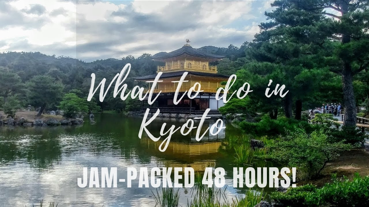 Exploring Kyoto with a limited time and budget (Japan Vlog & Travel Guide Series – Part II)