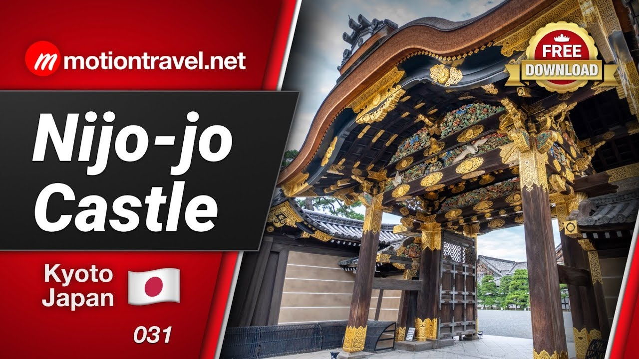 KYOTO TRAVEL GUIDE: Nijo-jo Castle