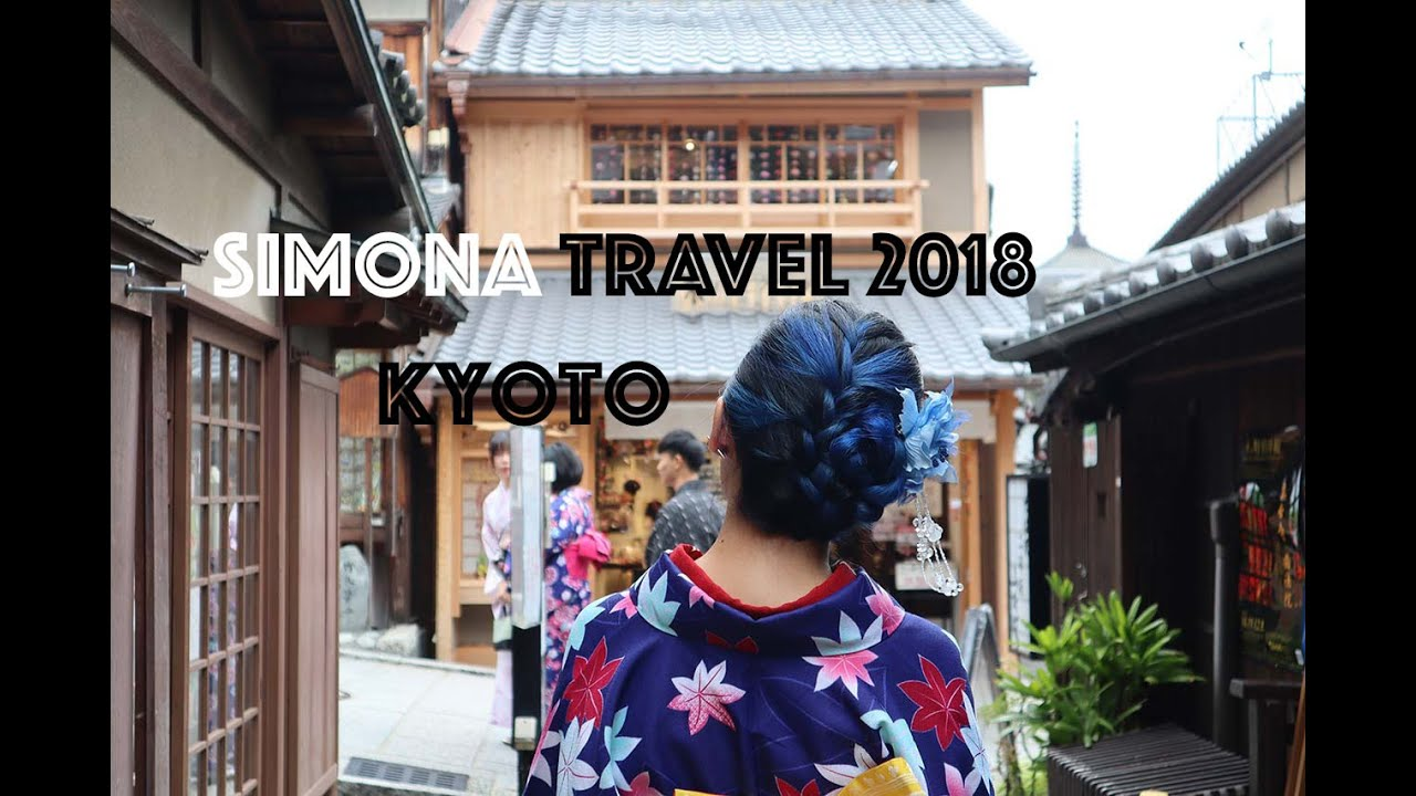 "[ Travel in Japan ] Day 3 ""Kyoto – KIMONO"""