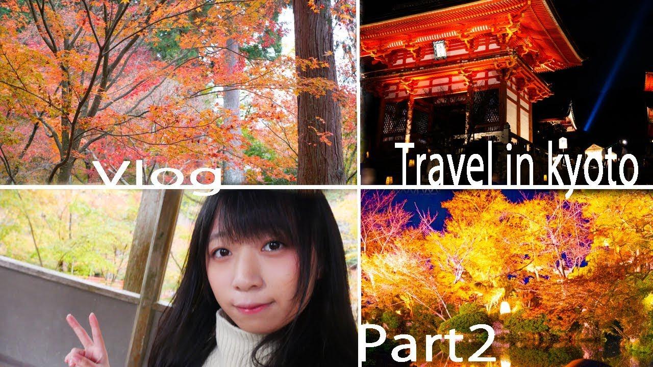【Vlog】-Travel in kyoto-ジンバルが欲しくなる京都旅行【Part2】