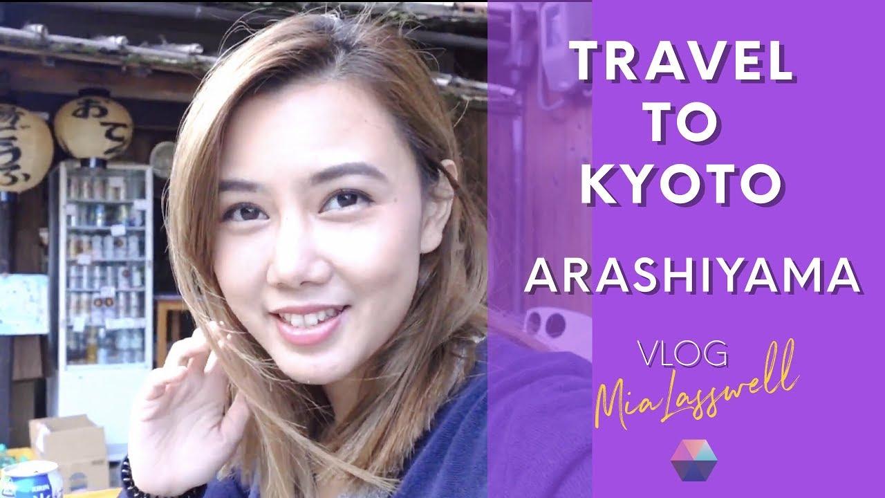 VLOG – Travling to ARASHIYAMA, KYOTO