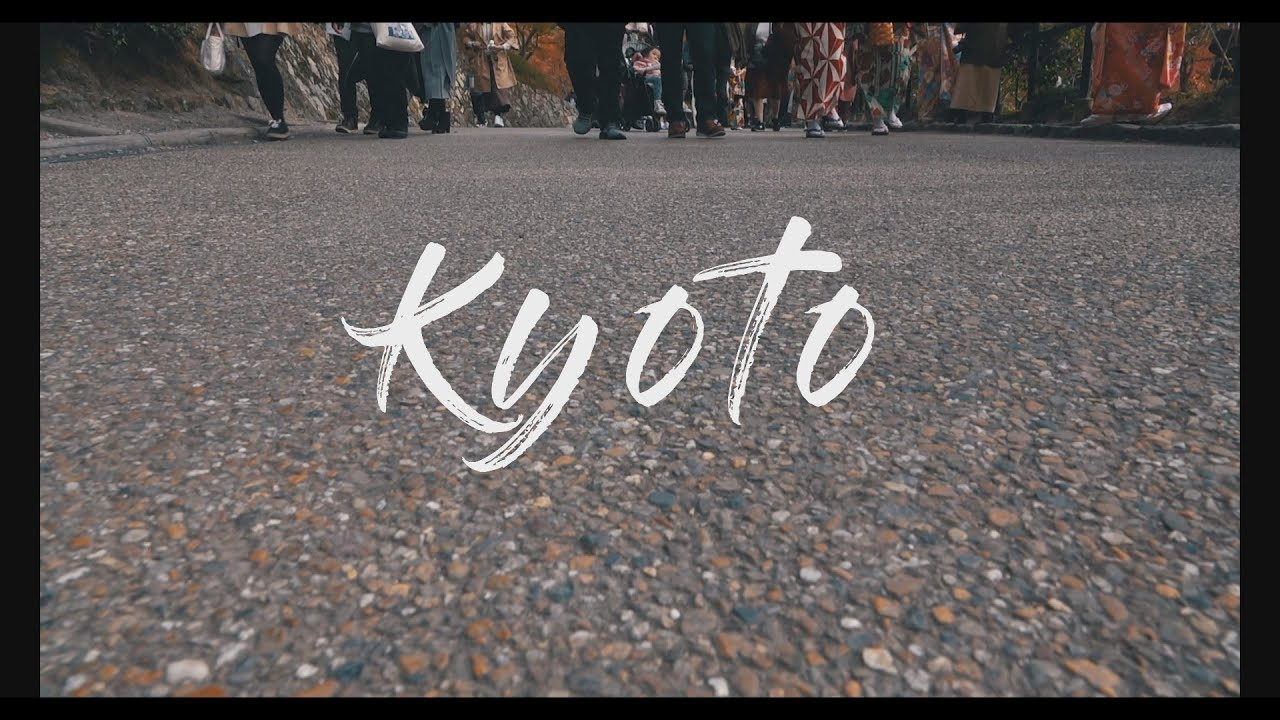 Autumn in Kyoto – Travel Video
