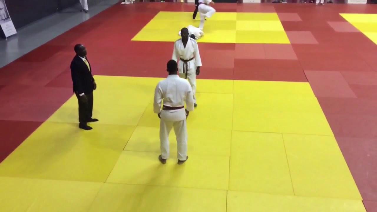 Christian kitoko au tournoi paris kyoto 3ème tour