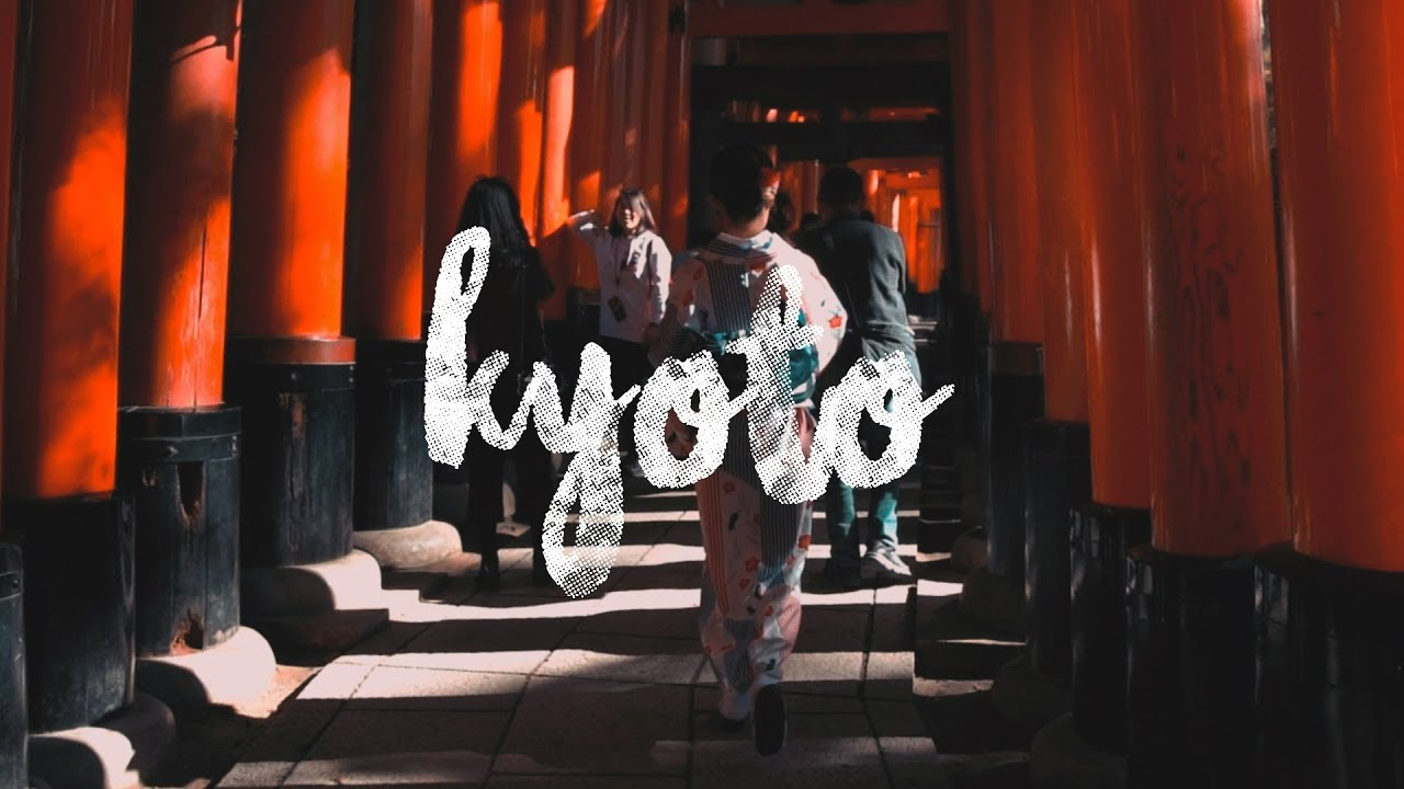 ENCHANTING KYOTO | cinematic travel film