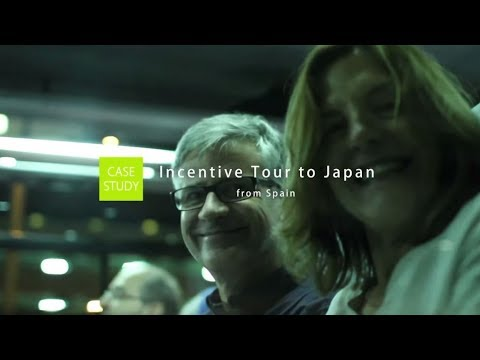 Events in Japan Library 3 – Incentive Tour: Experiencing Kyoto and Tokyo | JNTO