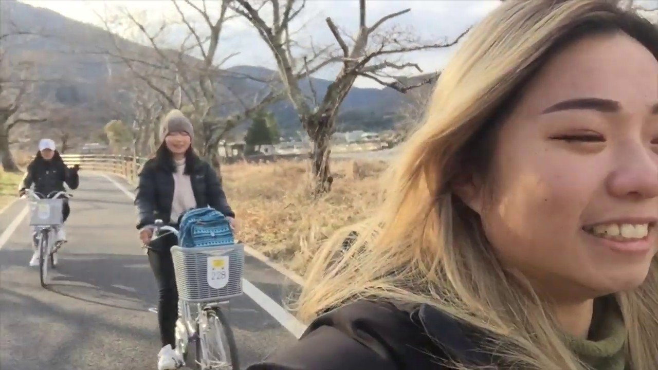 Japan Korea vlog – Kyoto