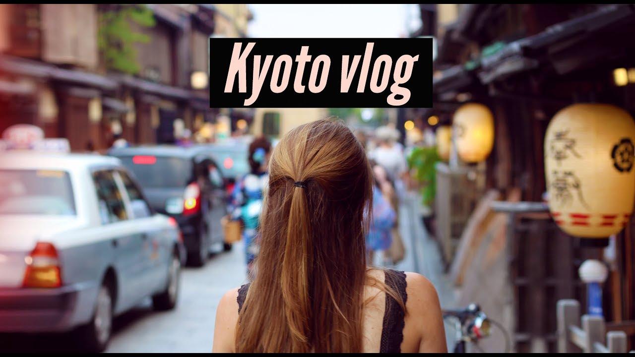 JAPAN VLOG ||  Eating our way through Kyoto (京都市)