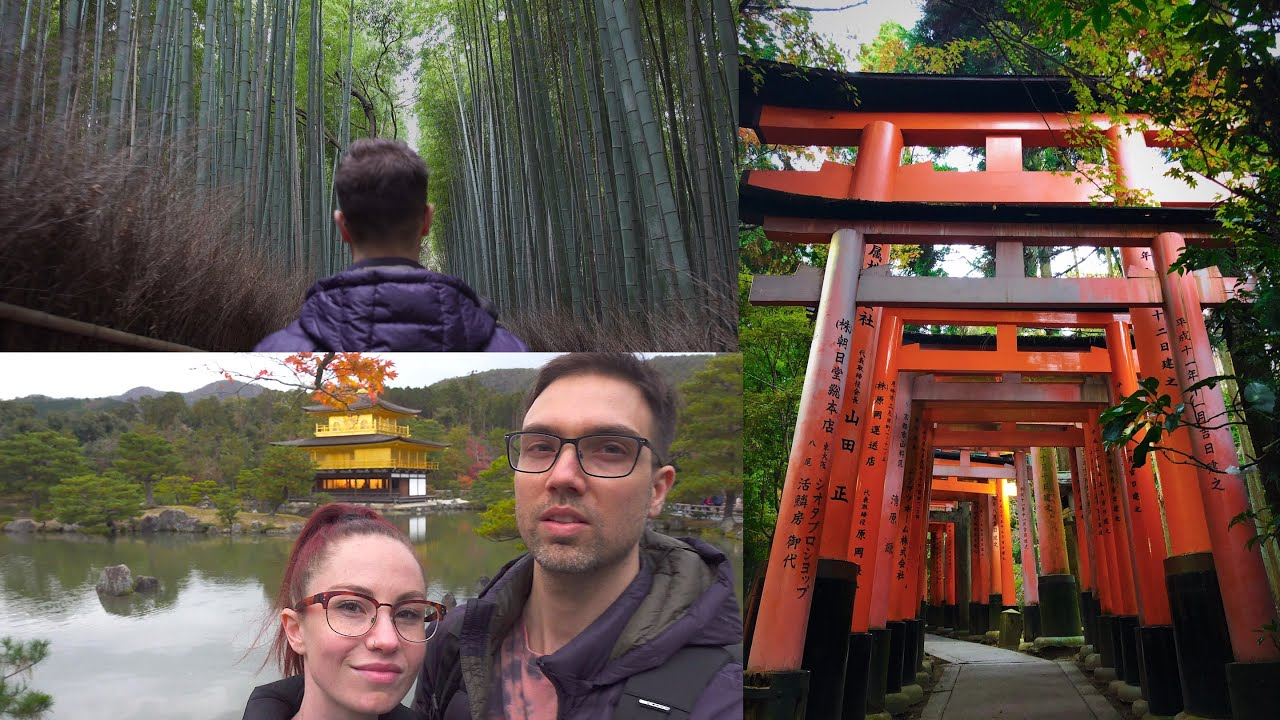 Kyoto in 36hrs • What you cant miss on your trip! • Japan travel diary • Too much joy e3