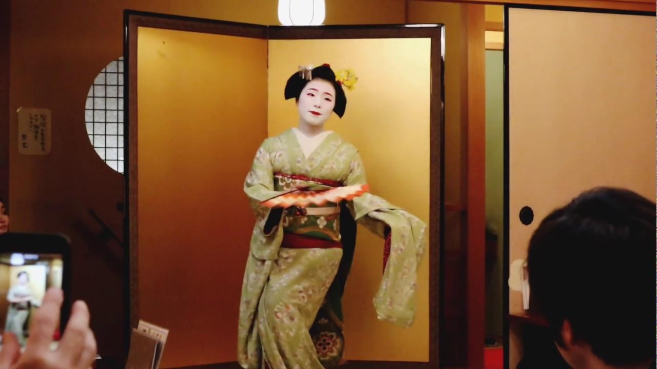 교토여행기 이색체험 마이코투어(Kyoto, japan maiko tour)