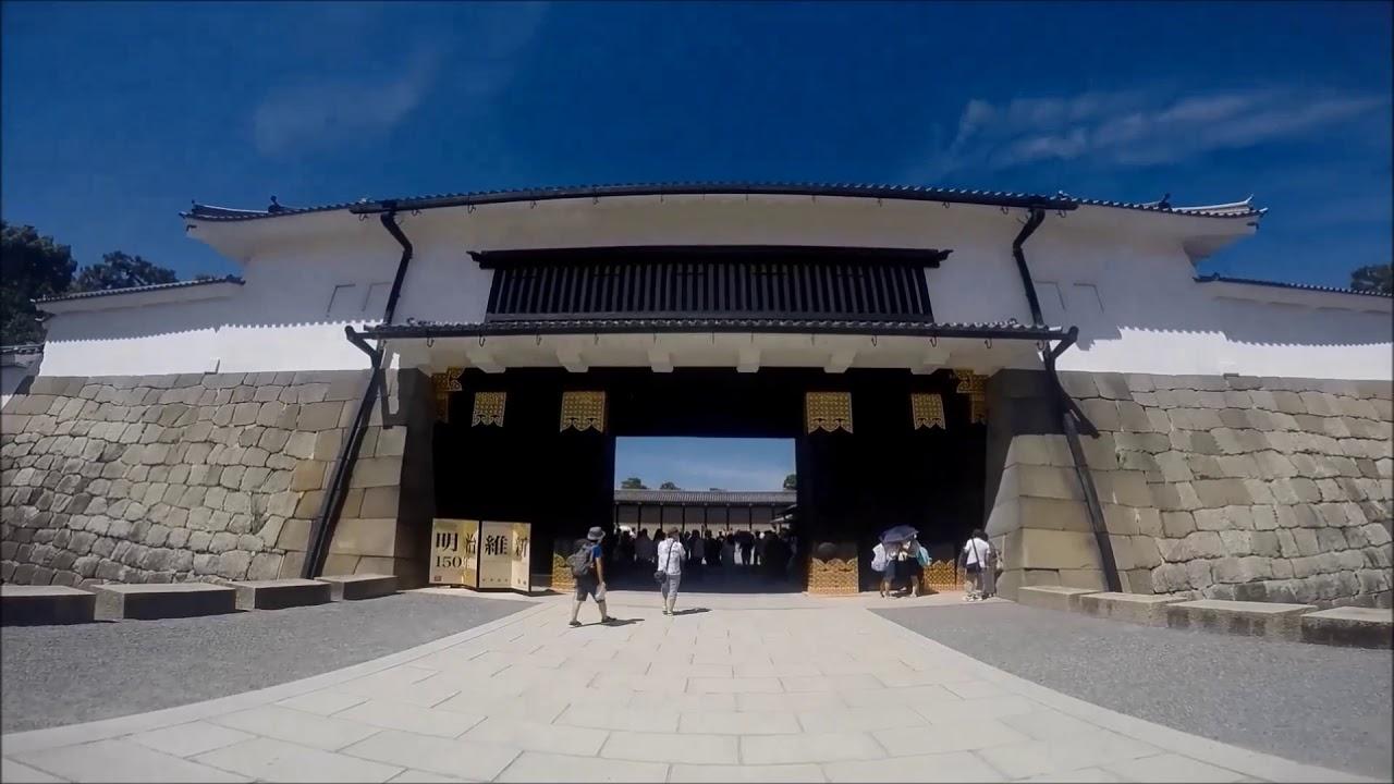 Kyoto   Nijō Castle (TRAVEL GUIDE)   Episode#8