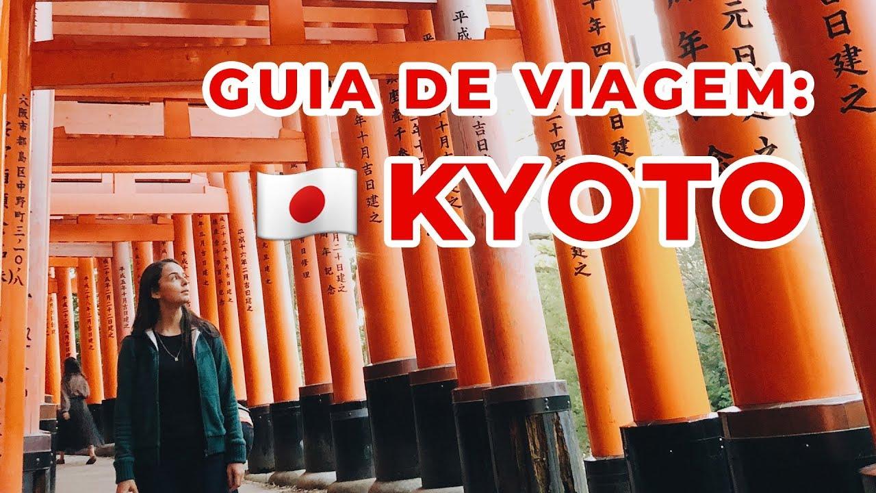 O que conhecer em Kyoto // Guia de Viagem: Kyoto | Dy Colares