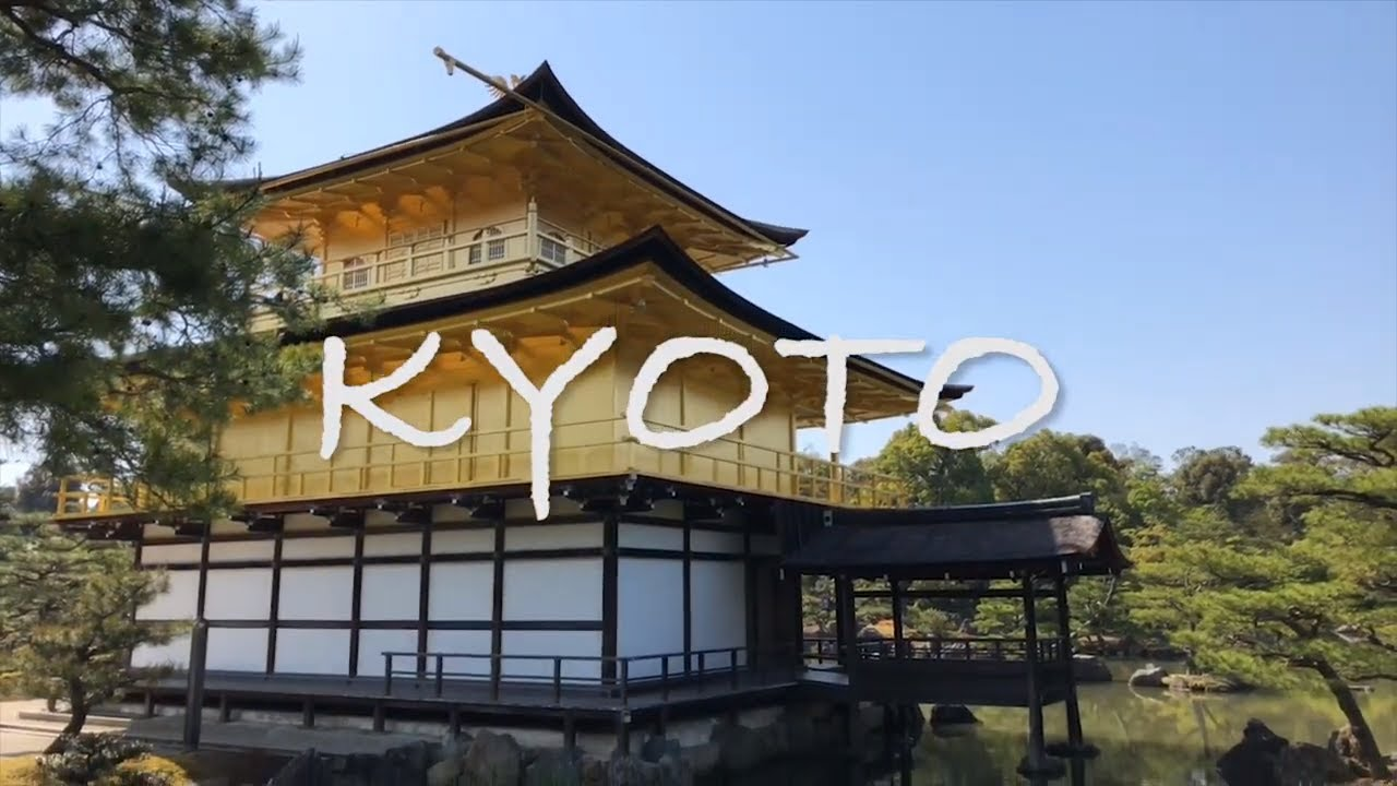 The James Gang in Kyoto, Japan