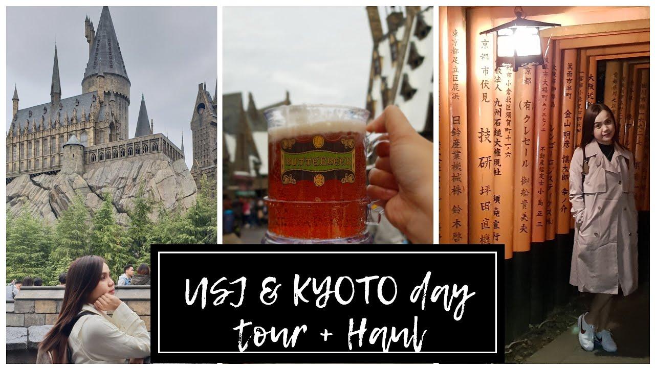 Universal Studios Japan, Kyoto Tour plus mini Haul