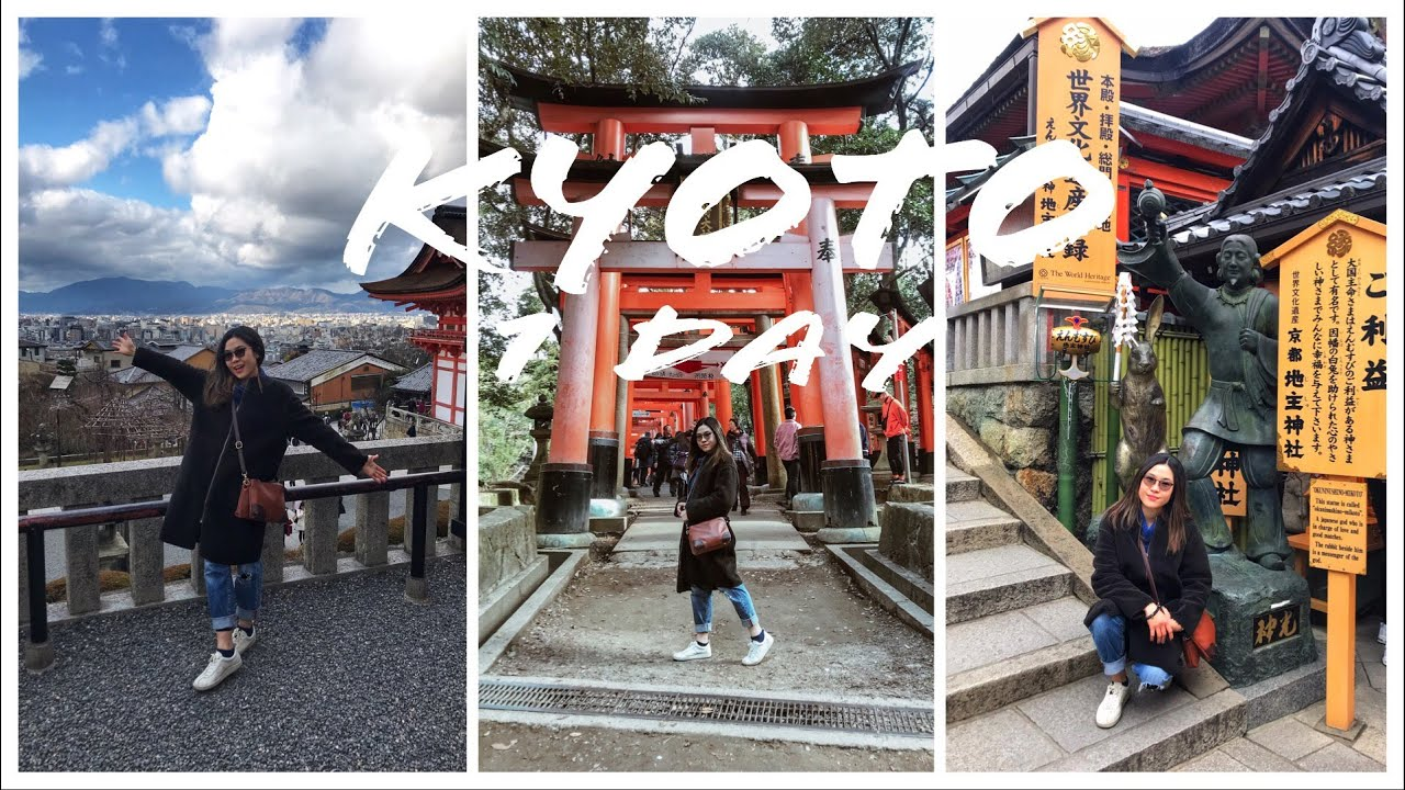 A Day Trip to Kyoto!