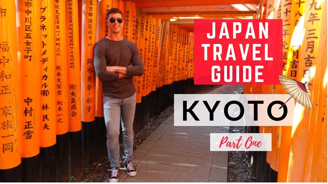 Best Things To Do In Kyoto Pt. 1 | Japan Travel Guide