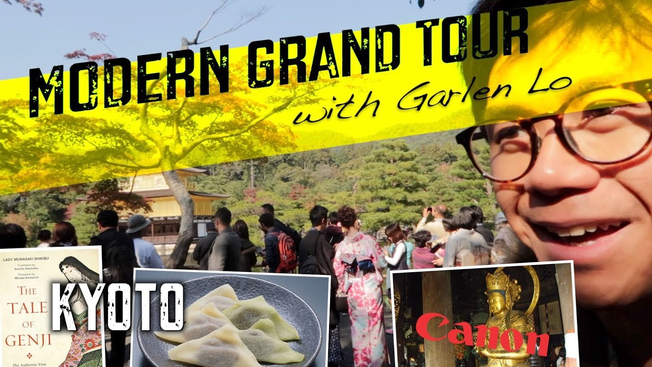 (Ep24) Kyoto – Modern Grand Tour with Garlen Lo