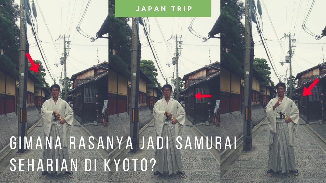 Jalan-Jalan Di Kyoto Pake Kimono! [Travel Vlog Japan]