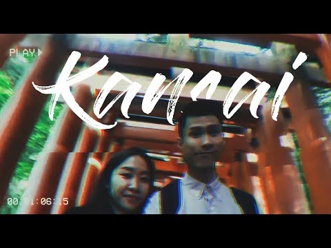 J+C | Travel Therapy | Osaka & Kyoto VHS travel video