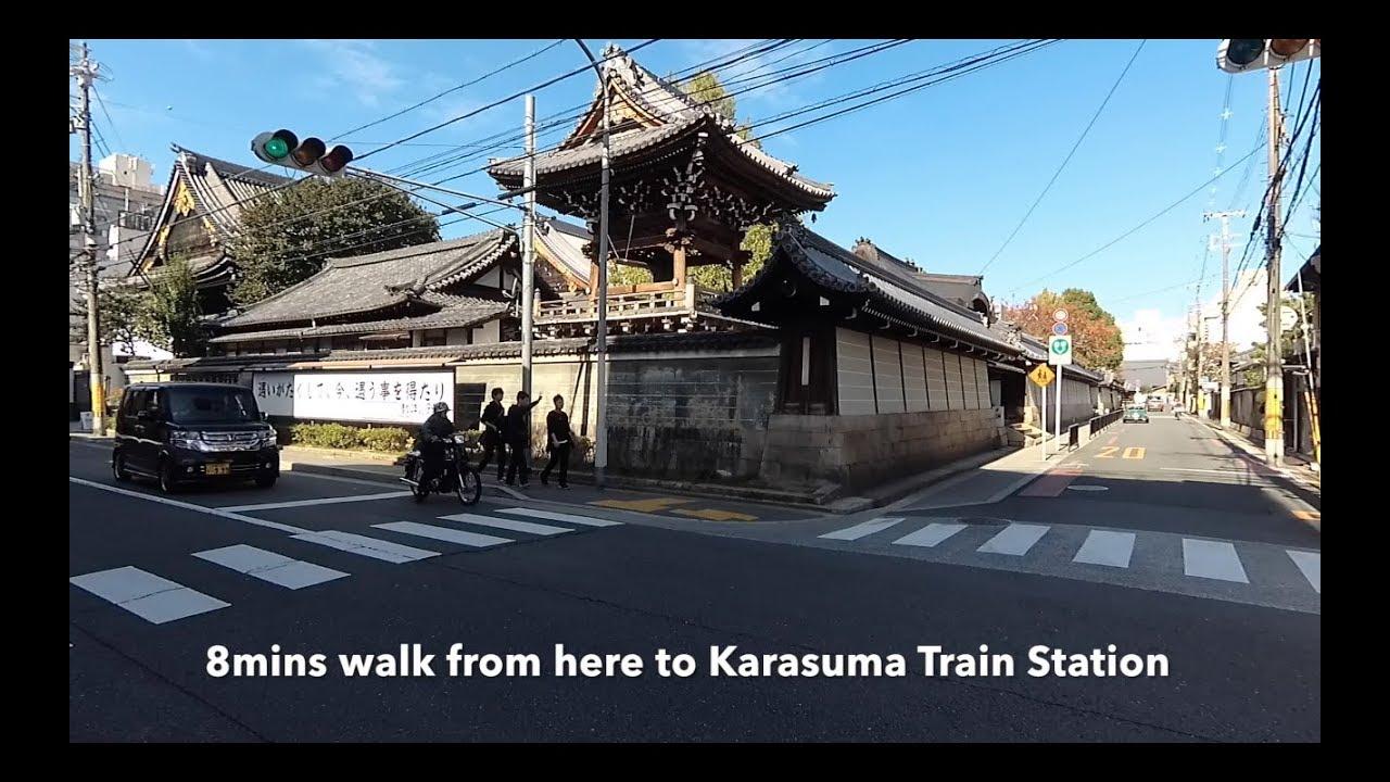 Kaede Guesthouse ( 京都 ) Kyoto KANSAI JAPAN – Hotel room Tour ( by Xiaomi Yi 4k action camera )