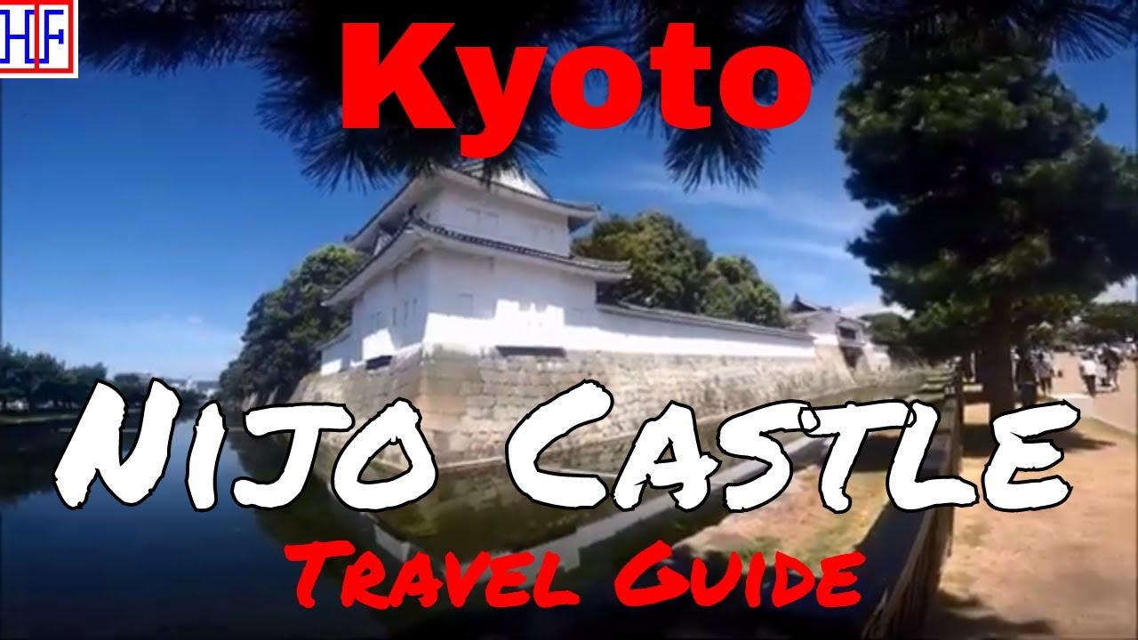 Kyoto | Nijō Castle (TRAVEL GUIDE) | Episode# 8