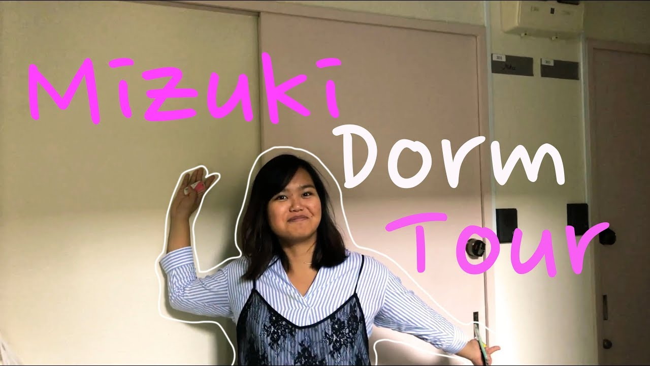 Mizuki Dorm Tour | Kyoto University International Dorm Tours