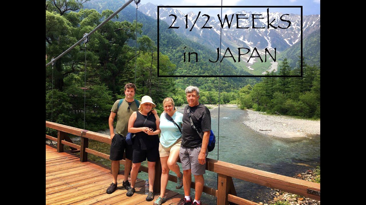 Traveling through Japan: Tokyo, Kyoto, Hiroshima, Miyajima, Takayama, Hakui & Kanazawa in 2.5 Weeks