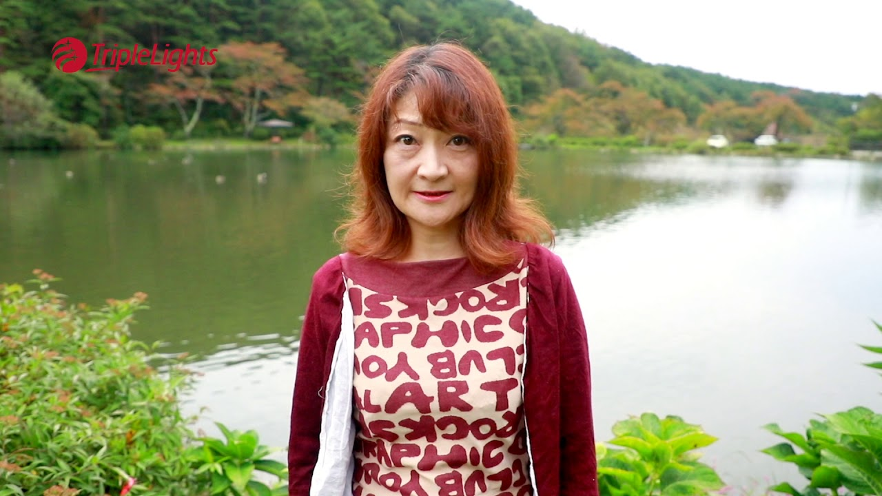 TripleLights Meets the Guides! Noriko | Professional Certified Guide in Japan