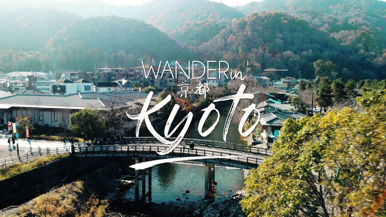 Wanderin' – Kyoto | a Cinematic Travel Film of Japan pt. 1 | Sony A7Riii