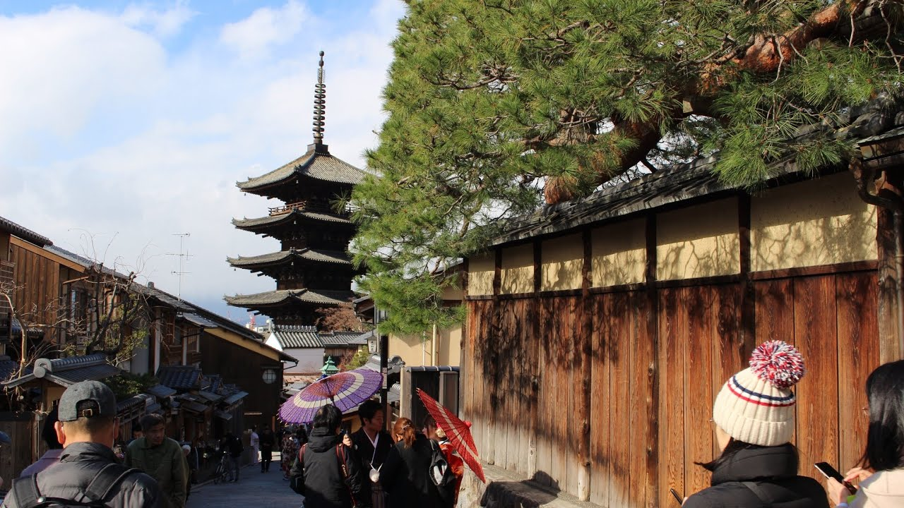 Welcome to Kyoto Japan! (POV) Kyoto travel guide for Tokyo Olympic 2020 Japan Go!